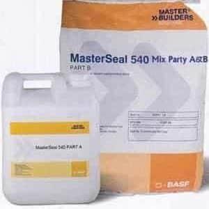 Basf Masterseal 540 | Sơn chống thấm xi măng polymer