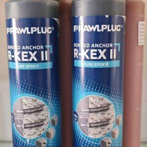 Sản phẩm hóa chất cấy thép Rawlplug R-Kex II