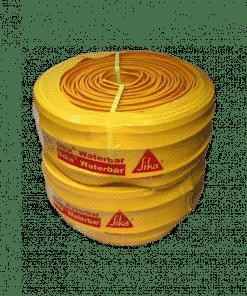 Sika Waterbar V15 | Băng cản nước chống thấm mạch ngừng bê tông