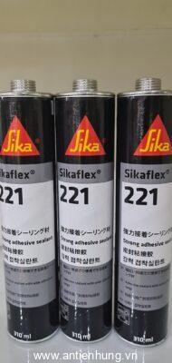 Sản phẩm keo trám khe PU đa năng Sikaflex 221