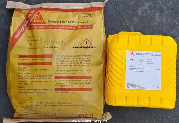 Sản phẩm Sikatop Seal 109 - Bộ 15kg