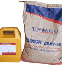 Vinkems Simon Coat 5S | Sơn chống thấm xi măng polymer