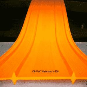 Băng cản nước PVC V250 chống thấm mạch ngừng bê tông