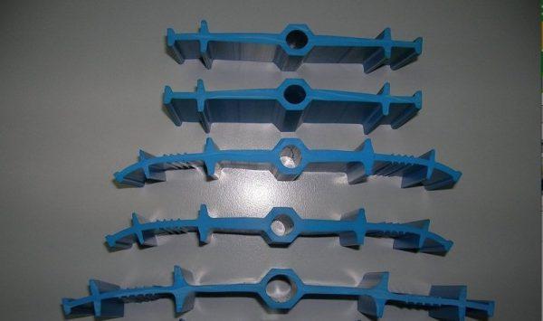 Băng cản nước PVC O320 chống thấm khe co giãn bê tông