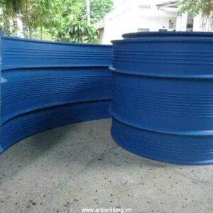 Băng cản nước PVC V320 chống thấm mạch ngừng bê tông