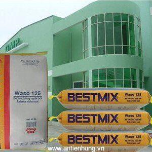 Bột trét tường ngoài trời Waso 125 Bestmix