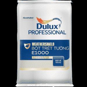 Bột trét tường Dulux Professional E1000 WeatherGard ngoại thất