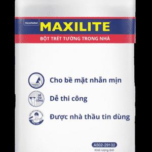 Bột trét tường Maxilite A502 trong nhà