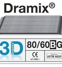Cốt sợi bê tông Dramix 3D 80/60 BG