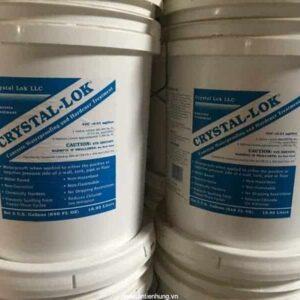 Crystal Lok | Dung dịch phun chống thấm thẩm thấu