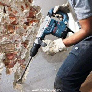 Đập phá tường gạch 110
