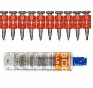 Đinh HC6-22 + bình gas P80