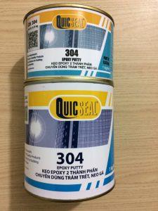 Keo cấy thép QuicSeal 304