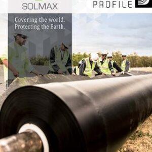 Màng chống thấm HDPE Solmax 0.5 mm