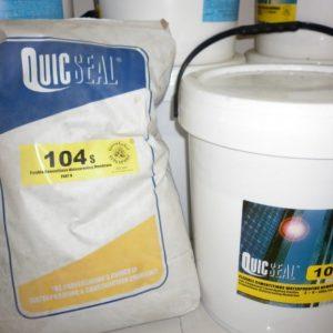 QuicSeal 104S | Sơn chống thấm xi măng polymer