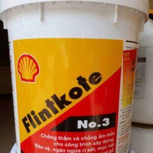 Shell Flintkote No 3 thùng 18 lít