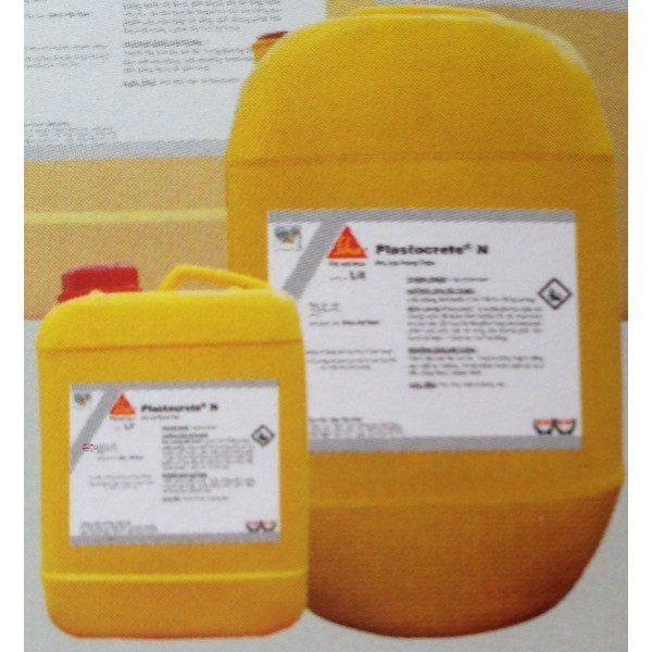 Sika Plastocrete N | Phụ gia chống thấm bê tông
