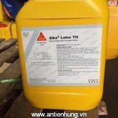 Sika Latex TH | Phụ gia chống thấm cho vữa