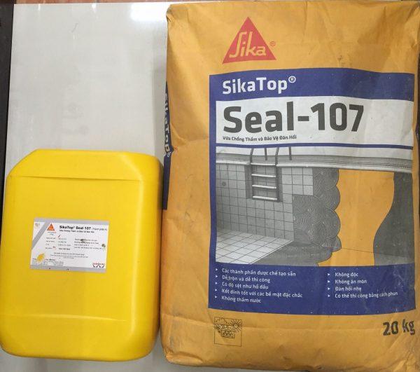 Sikatop Seal 107   Sơn chống thấm xi măng polymer