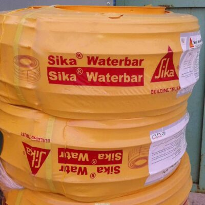 Băng cản nước Sika Waterbar V25 chống thấm mạch ngừng bê tông