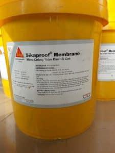 Sikaproof Membrane   Sơn chống thấm gốc Bitum