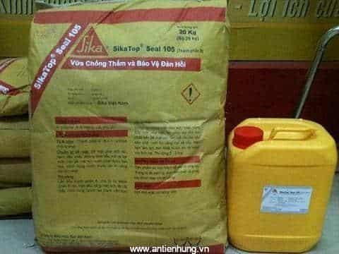 Sikatop Seal 105 | Chống thấm xi măng polymer