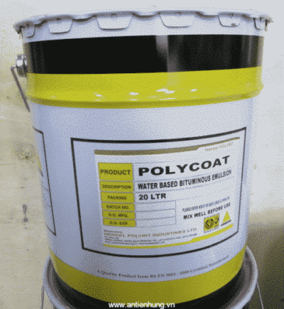 Sơn chống thấm bitum Polycoat