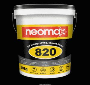 SƠN CHỐNG THẤM POLYURETHANE NEOMAX 820