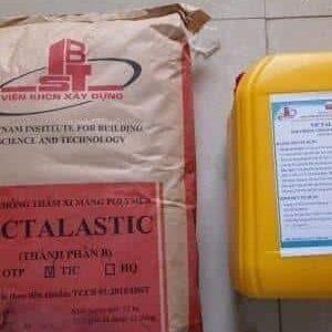 Sơn chống thấm xi măng polyme Victalastic