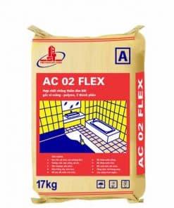 Sơn chống thấm xi măng polyme AC 02 Flex