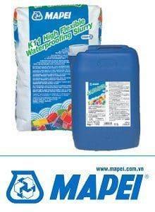 Sơn chống thấm xi măng polyme Mapei K11