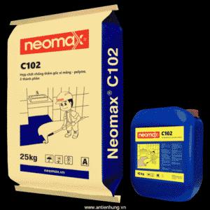 Sơn chống thấm xi măng polyme Neomax C102