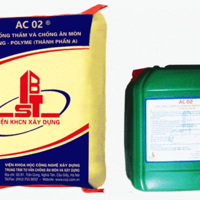Sơn chống thấm xi măng polymer AC 02