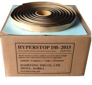 Thanh trương nở Hyperstop DB 2015