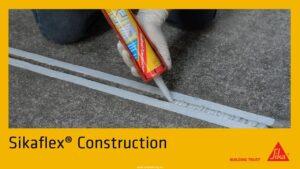 SIKAFLEX CONSTRUCTION AP | HỢP CHẤT TRÁM KHE POLYURETHANE 1