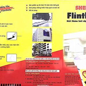 Sơn chống thấm Shell Flintkote No 3