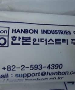 Màng chống thấm tự dính mặt nhôm HANBON