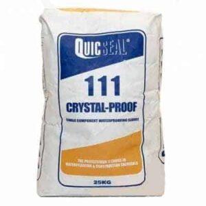 QuicSeal 111 chống thấm thẩm thấu dạng tinh thể