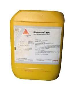 Sikament NN   Phụ gia siêu hóa dẻo, giảm nước và tăng cường độ sớm cho bê tông
