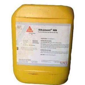 Sikament NN | Phụ gia siêu hóa dẻo, giảm nước và tăng cường độ sớm cho bê tông
