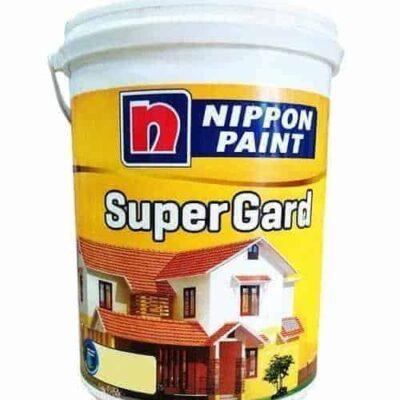 SƠN PHỦ NGOẠI THẤT NIPPON SUPER GARD MÀU