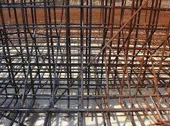 Thi công xử lý thép gỉ công trình bằng chất tẩy gỉ B05
