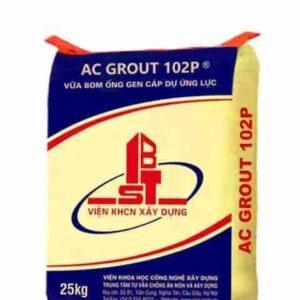 VỮA BƠM ỐNG GEN CÁP DỰ ỨNG LỰC AC GROUT 102P