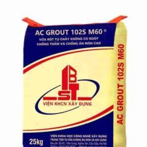 VỮA RÓT KHÔNG CO AC GROUT 102S M60