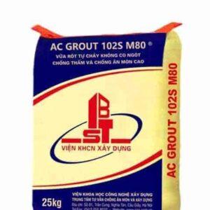 VỮA RÓT KHÔNG CO AC GROUT 102S M80