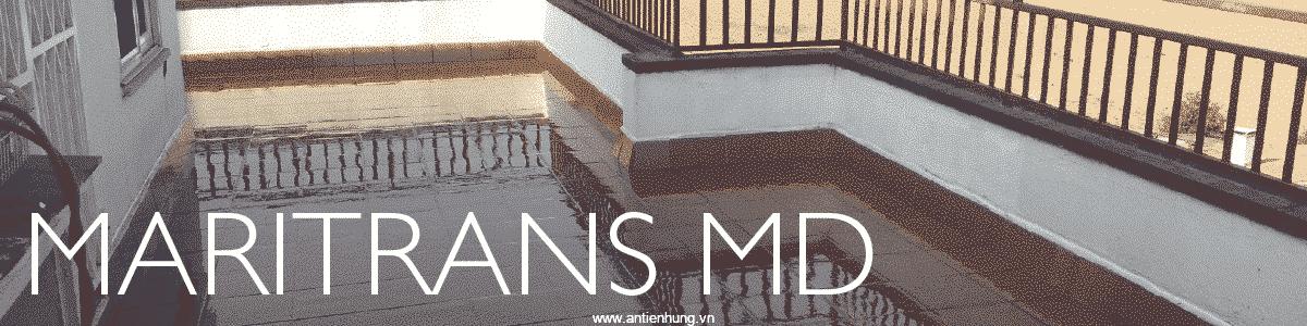 Chống thấm sàn gạch bằng Maritrans MD