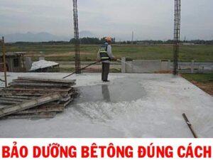 Hợp chất bảo dưỡng bê tông