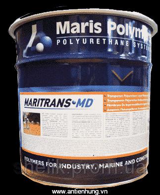 Sản phẩm sơn chống thấm trong suốt không màu Maritrans MD