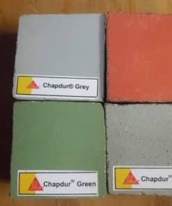 Màu sàn sikafloor Chapdur