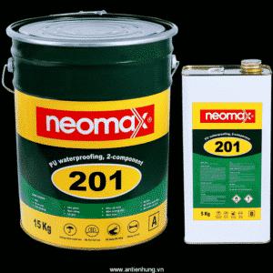 Sản phẩm Neomax 201 - Bộ 20L